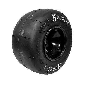 22155 4.5/10.0-5 Hoosier 4-Cycle Sprint Kart Tire